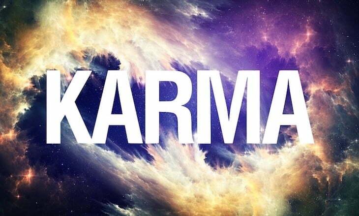 Δώδεκα λιγότερο γνωστοί νόμοι του Κάρμα που θα σας αλλάξουν